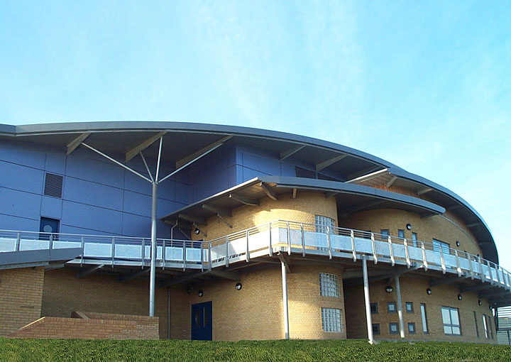 John Warner School, Sports Centre